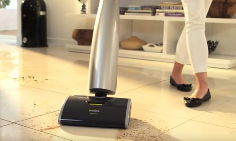 best hard floor cleaner machine